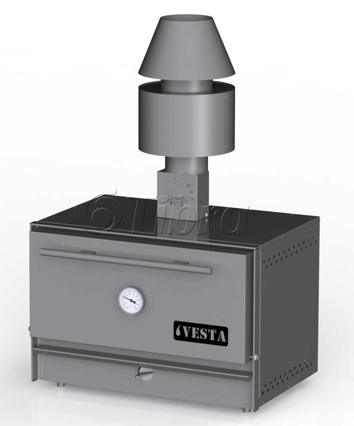 Печь мангал VESTA 38
